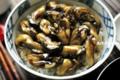 牡蛎の蒲焼丼_111217