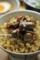 牡蛎の佃煮ゴハン_120121