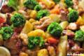 チキンと野菜のオーブン焼_120905