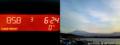 初気温0℃の朝_121130