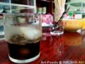 サービスのアイスコーヒー@たま_121001