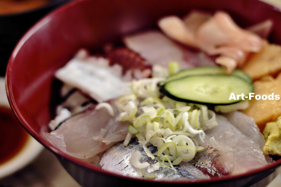 地魚海鮮丼_130731