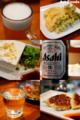 再び独り飲み@わかめ_140424