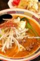 担々麺と炒飯のセット@ふじもり_140627-3