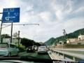 静清パイパスの渋滞_141010
