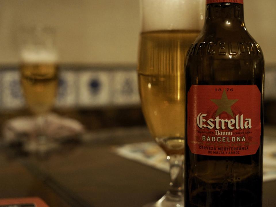 スペインビール_141227
