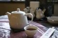 宝珍大飯店の中国茶_141229