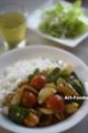 野菜たっぷりカレー_150705
