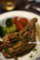 チキンレッグのレモンペッパー風味_151217