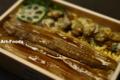 煮あなごと浅炊あさりのお弁当_160423