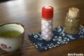 蕎麦蔵のテーブルセット_160508