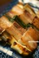 豚バラ肉の串焼_160712