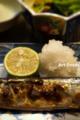 焼秋刀魚_161014