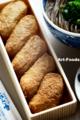 いなり寿司とかけ蕎麦_170411