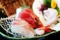 春の鯛めし御膳-お刺身_170413