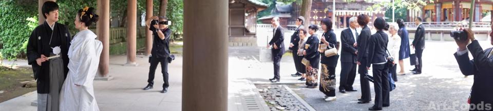 紗和子結婚式@三島大社_170624