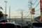 渋滞と富士山_170714_1743