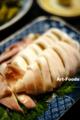 茹でイカの生姜醤油_170721-1