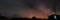 朝焼け空と富士山_171012