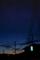 夜明けの月と星_171018