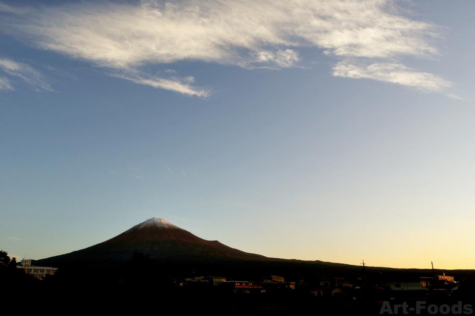 初冠雪の富士山_171026_0628