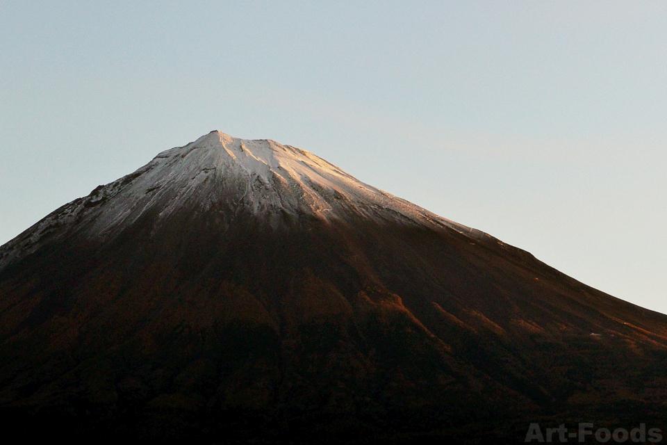 初冠雪の富士山_171026_0627