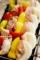 鶏肉とパプリカのブロシェット_171101