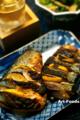 ゴマ鯖の醤油麹漬け柚子焼_171204