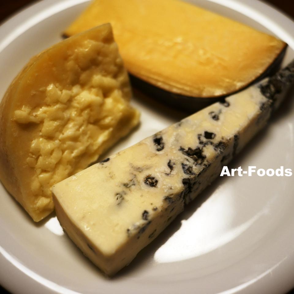 三種のチーズ_180103