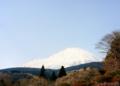 富士霊園からの富士山_180224_1221