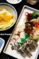 ウド酢味噌あえ&キビナゴ刺身_180318
