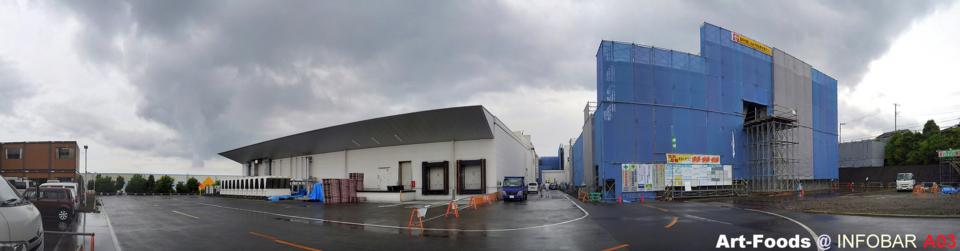 ケンコーマヨネーズ富士山第二工場_180615