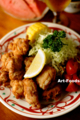 鶏の唐揚_180703