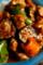 夏野菜とチキンのカレー_180718