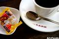 追加コーヒーと豆菓子_181118