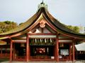 津島神社拝殿_181209