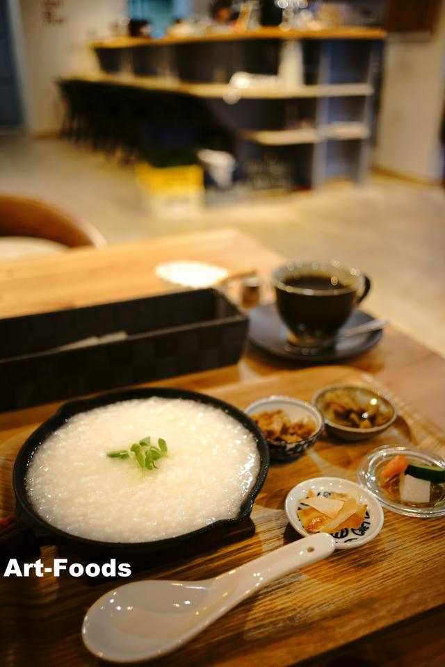 Cafe+Letter杏の朝粥セット_190303