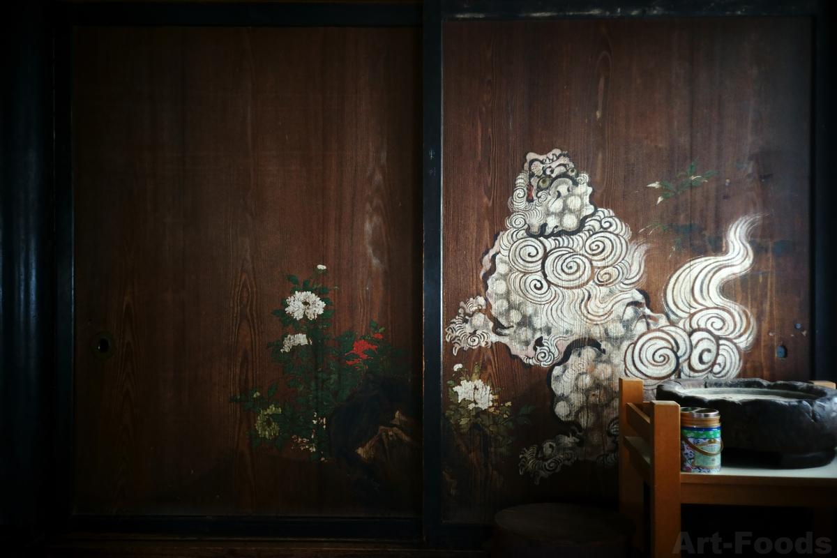 建中寺本堂内の襖画_190310_