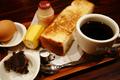 喫茶ますみのモーニングサービス_190316