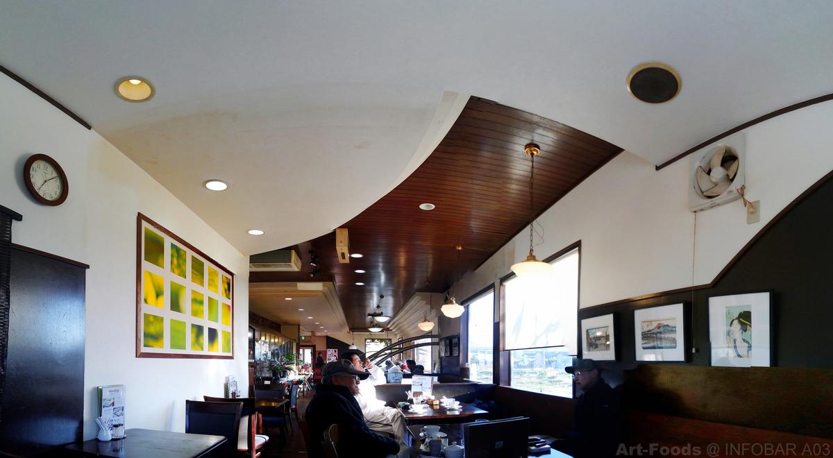 喫茶レストラン百福店内_190324