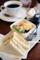 喫茶レストラン百福のモーニング_190324