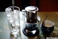 ベトナム式アイスコーヒー@ホンハ_190421