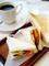 喫茶Rinkoのモーニングサンド_190512