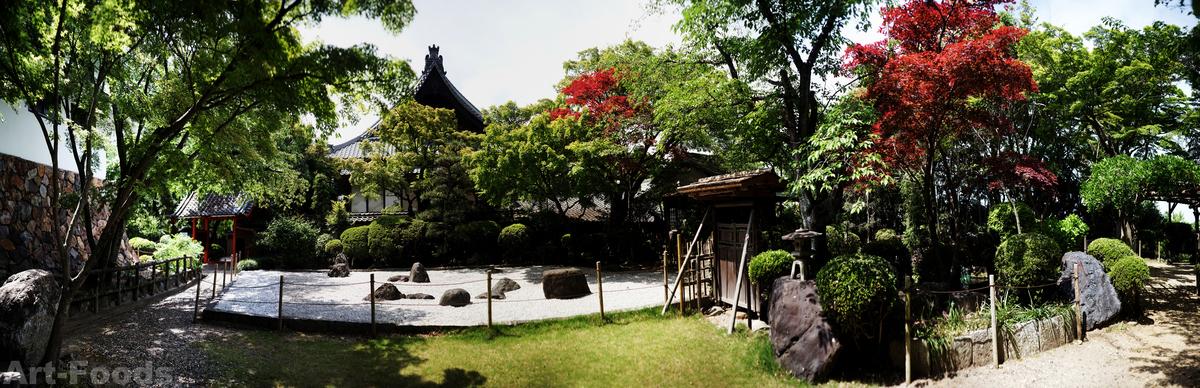 龍泉寺庭園_190512