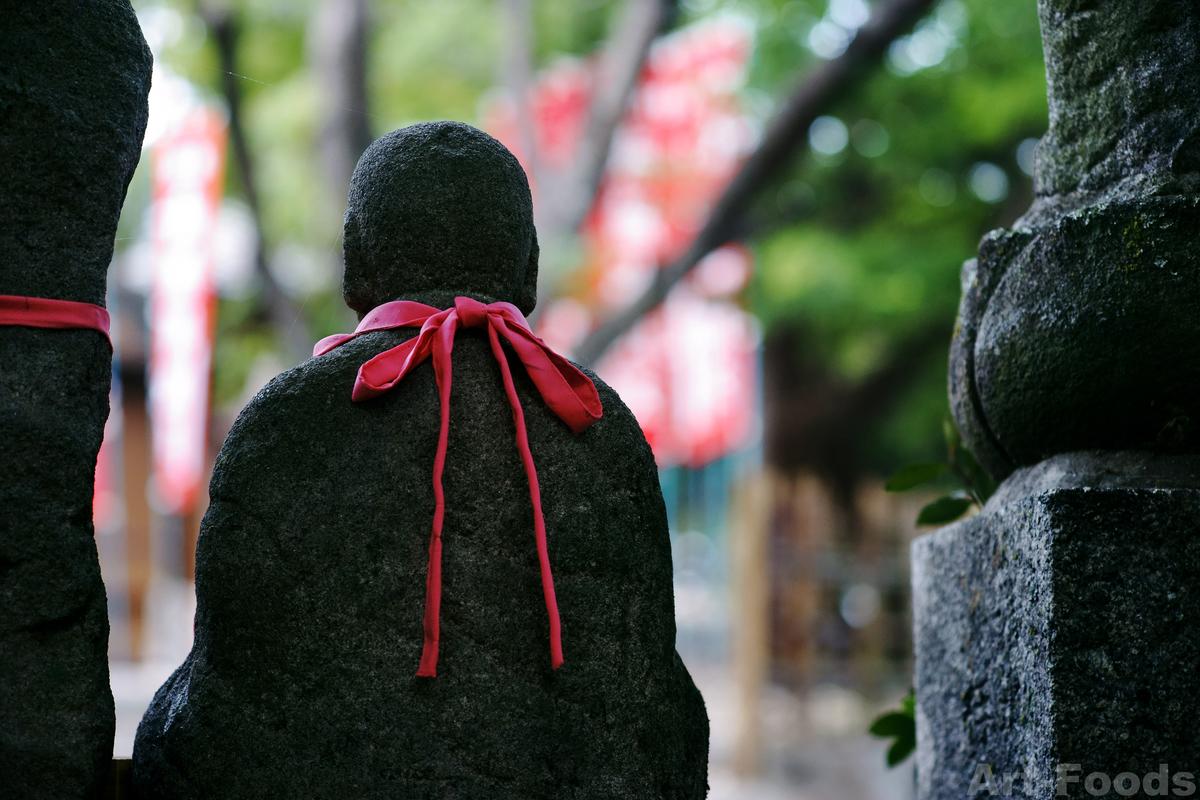龍泉寺参道石仏-1_190512