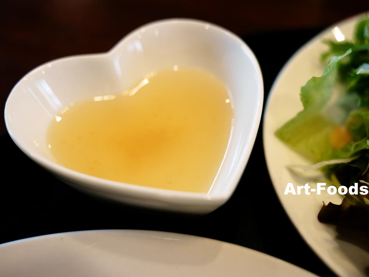 カレーランチのデザートは柚子ゼリー_190516