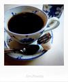 喫茶シミズのコーヒー_190521