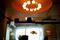 喫茶のぶ店内水槽の金魚_190601