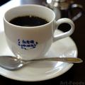 記念橋珈琲館のカップ&ソーサー_190602