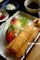 カフェレストぽるとの大エビフライ定食_190602